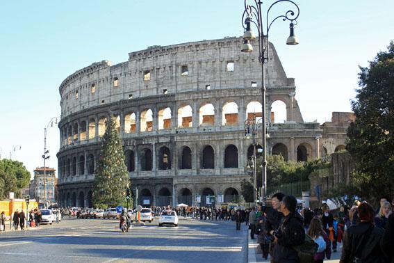 Roma, dicembre 2011