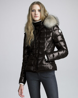 Luxe Models Puffer Jacket