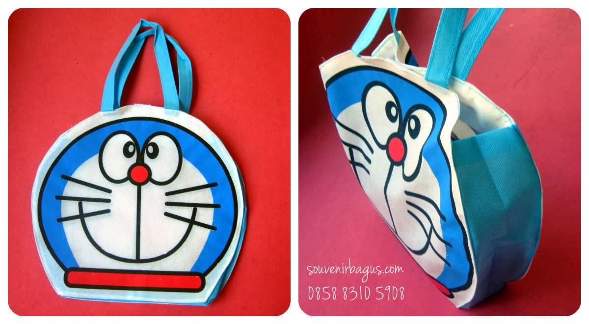 Tas Ulang Tahun Doraemon