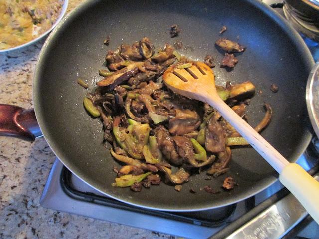 courgette, aubergine, legumes, cuire, recette, cuisine