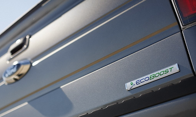 2014 Ford F-150 Tremor EcoBoost badge