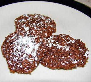 Valley Ridge Recipes: Mini Chocolate Fudge Cookie Bites ...