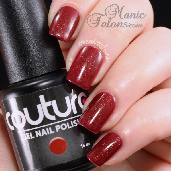 Couture Gel Polish Mademoiselle Swatch
