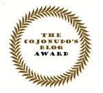 premio de un blog cojonudo