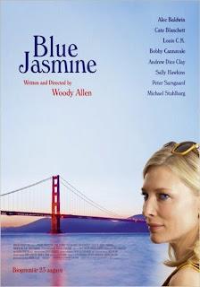 """Poster do filme """"Blue Jasmine"""""""
