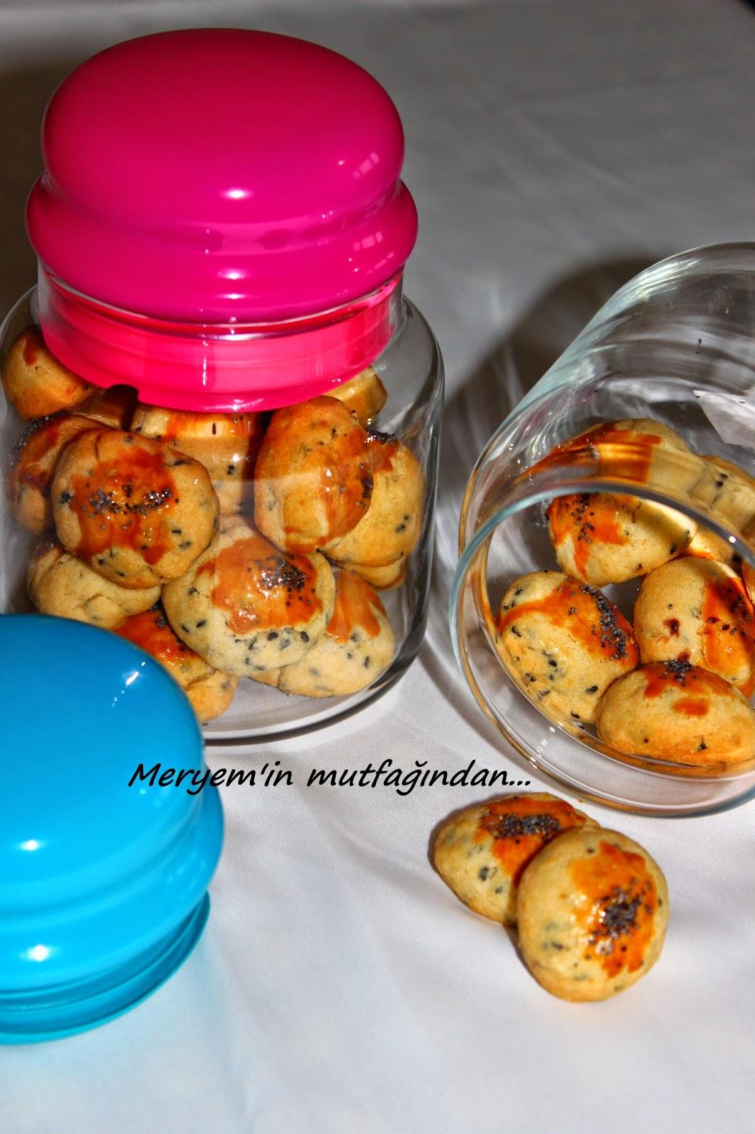 Tuzlu kurabiye