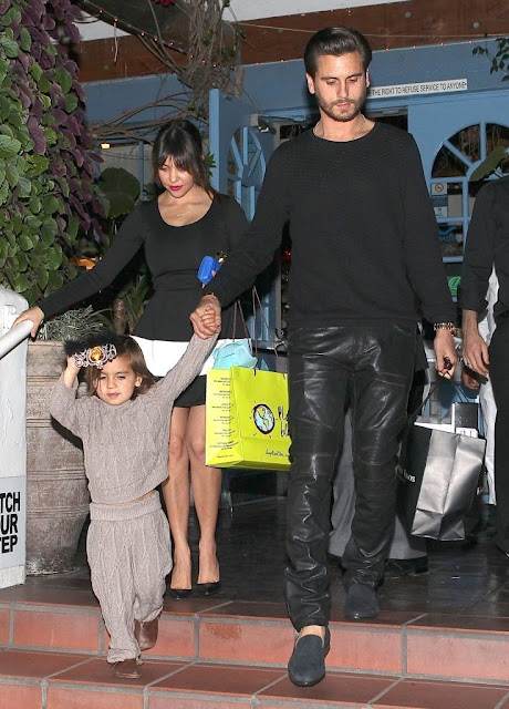 kourtney birthday pictures