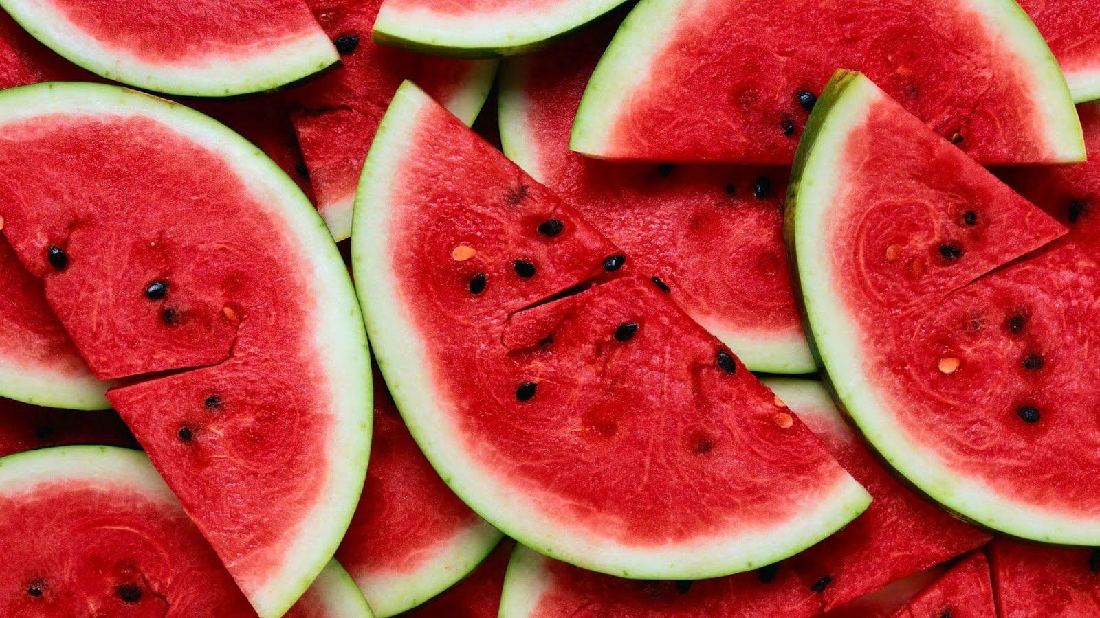 Rebanadas de sandía - Watermelon