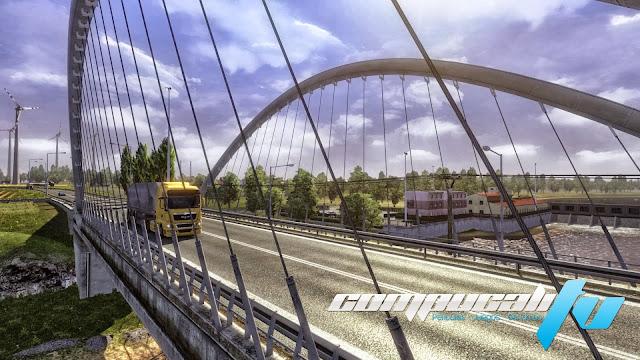 Euro Truck Simulator 2 Going East PC Full Español