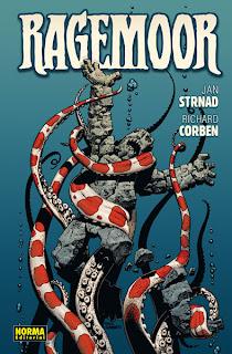RAGEMOOR Lo nuevo de RICHARD CORBEN y JAN STRAND