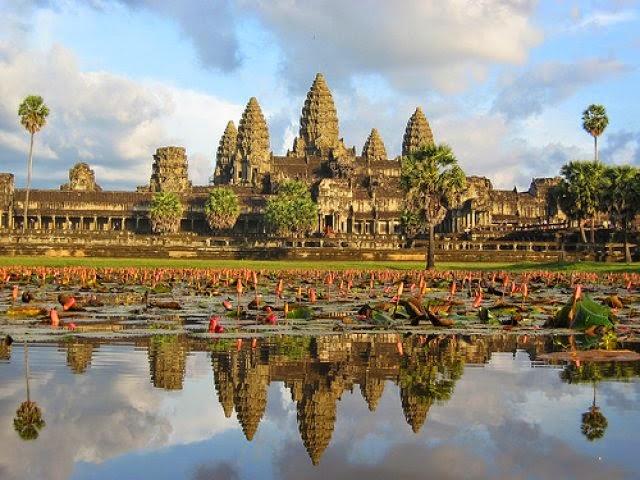 Angkor Wat, Angkor Thom y Bayon