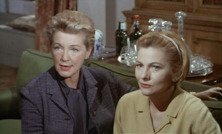 A Vintage Nerd, The Witches, Joan Fontaine Films, Classic Film Blog, Old Hollywood Blog, Joan Fontaine The Witches