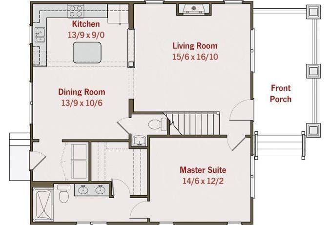 Planos de casas modelos y dise os de casas crear planos for Programa para hacer planos de casas