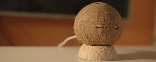 Sim, isto é um coco que roda Android