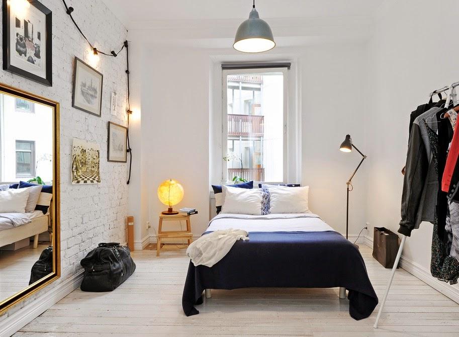 Decoraci N De Dormitorios Estilo Industrial