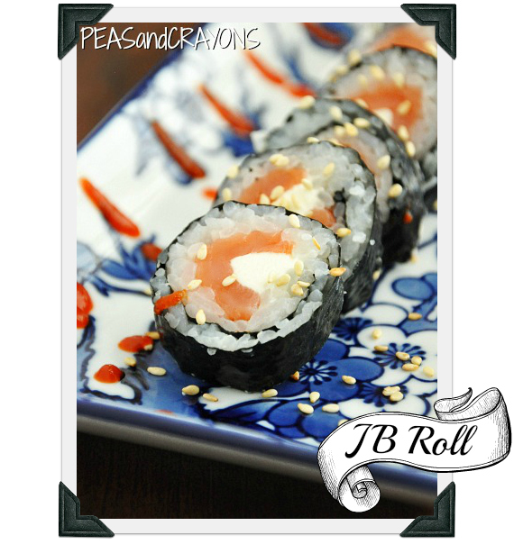 Homemade Sushi: Japanese Bagel Roll