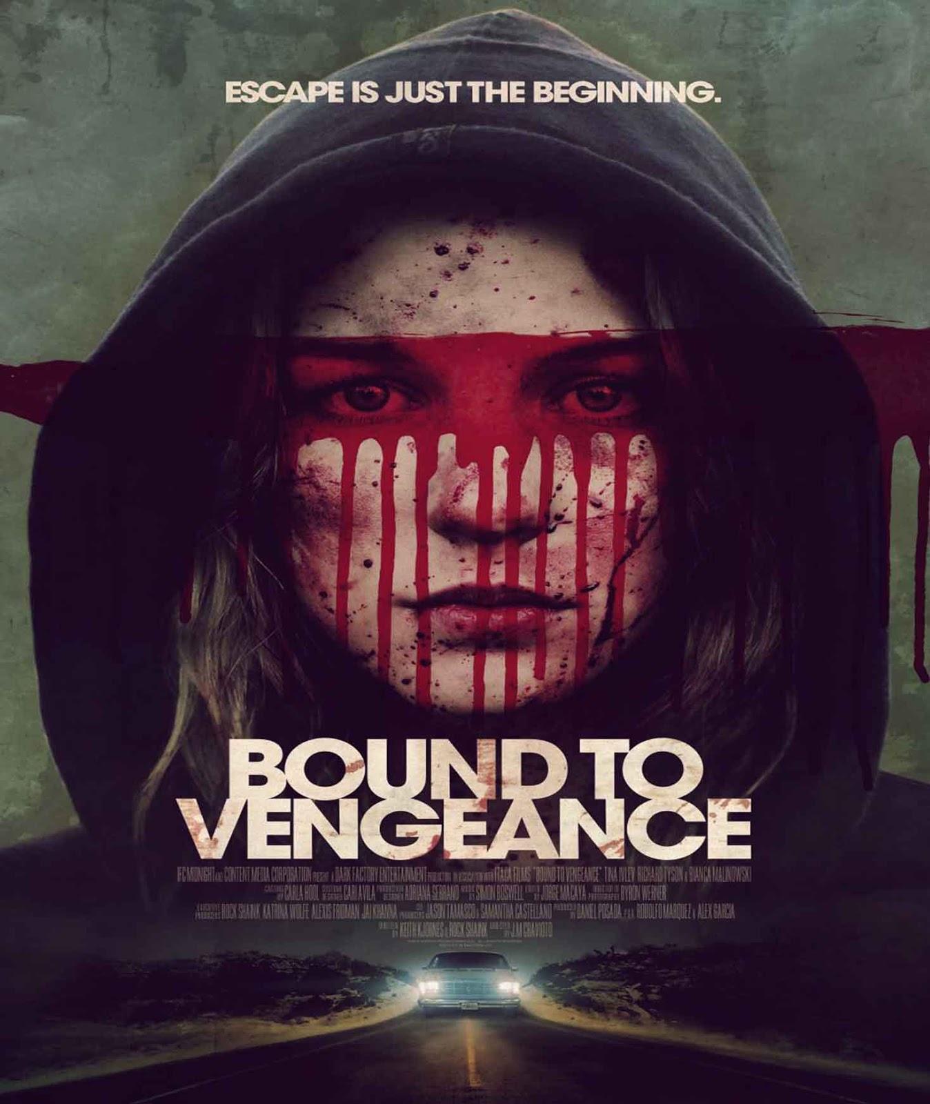 Bound to Vengeance Torrent - Blu-ray Rip 720p Legendado (2015)