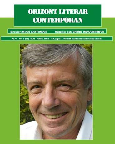 ORIZONT LITERAR CONTEMPORAN-ANDRÉ CRUCHAGA