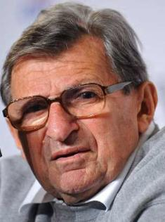 joe paterno lung cancer