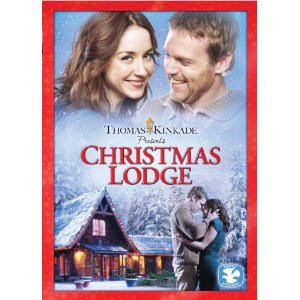 the other night my husband and i had the opportunity to curl up together and get a jump start on the holiday season while watching christmas lodge on dvd - The Christmas Lodge