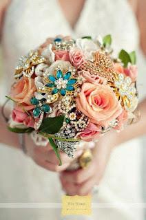 我今期又出了介紹結婚花球的另類結婚花球