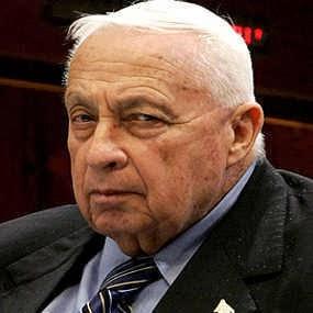 Setelah Koma 8 Tahun Akhirnya Ariel Sharon Tewas