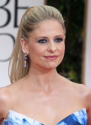 Sarah Michelle Gellar Ponytail Hairstyle Lookbook