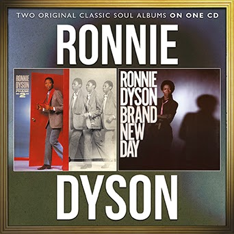 Ronnie Dyson Love In All Flavors
