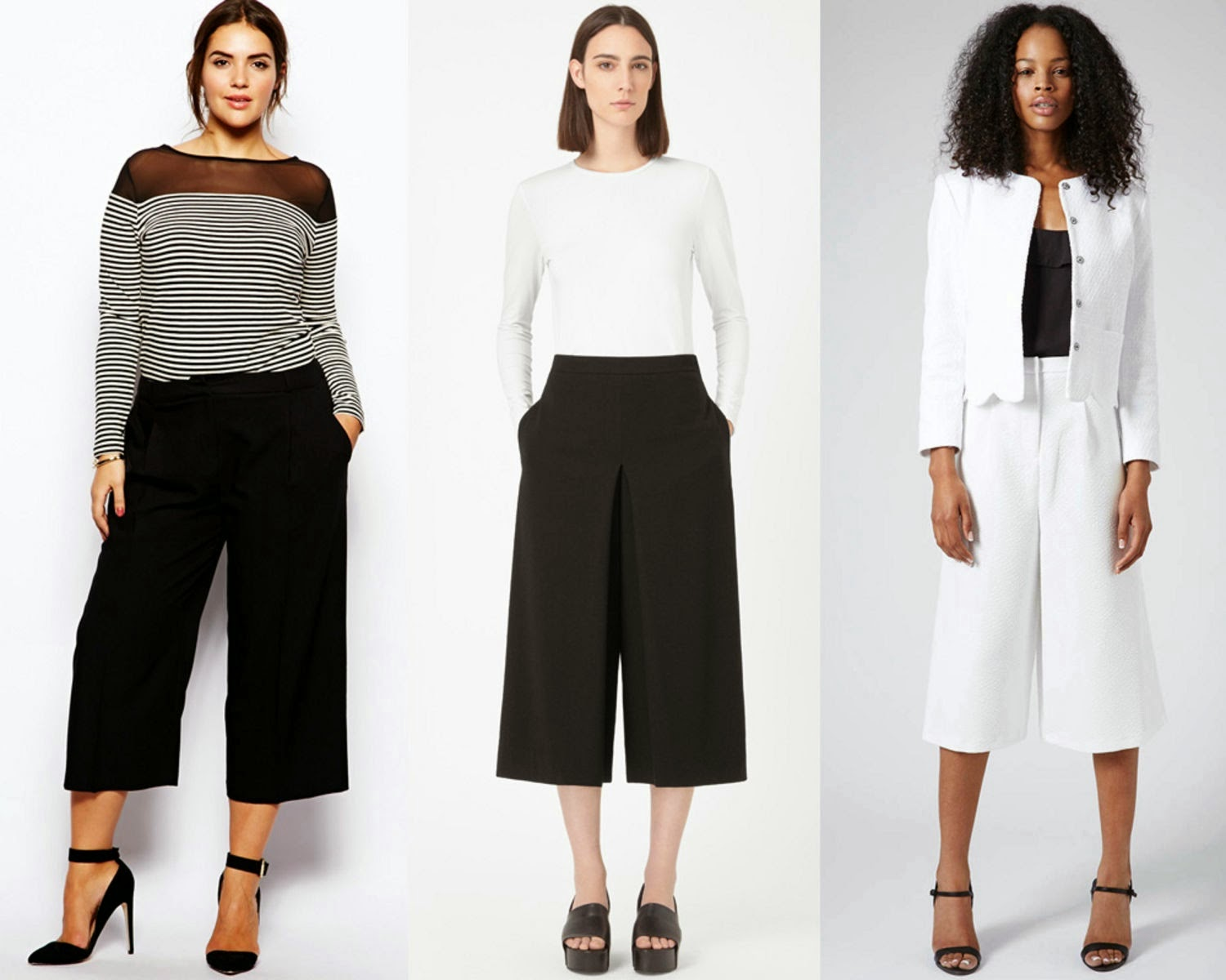 Eniwhere Fashion - Culottes  - Trend FW 2014-15