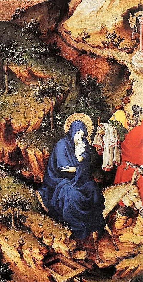 The Flight Into Egypt -- The Variations