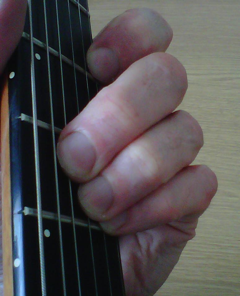 A New Guitar Chord Every Day B Major Guitar Chord