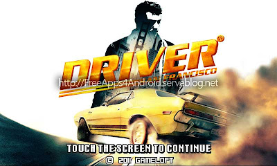 Driver: San Francisco (2011)v1.1.3 [ANDROID]