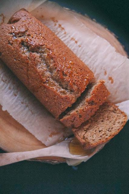 torta al cocco e miele / cake with coconut and honey
