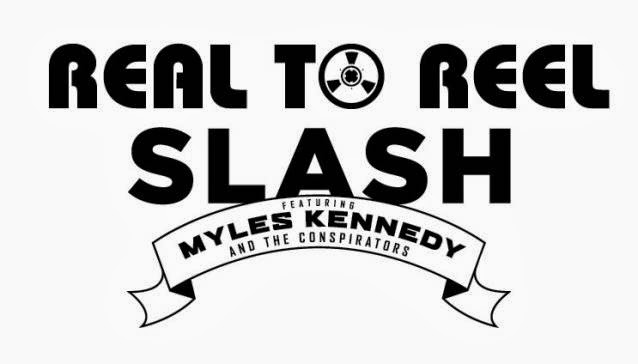 Real To Reel With Slash 5° episodio