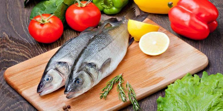 Rajin Konsumsi Ikan Bantu Lansia Tetap Aktif