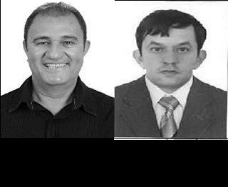 Silton e Camilo Xavier candidatos a prefeito de Cristalina