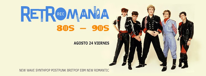 RETROMANIA 80s / 90s