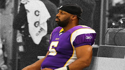 Donovan McNabb as a Viking