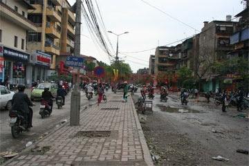 Thông cống tắc tại quận Thanh xuân - Hà nội