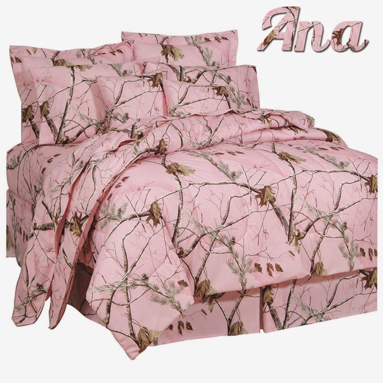 Pink camo bathroom decor - Pink Realtree Camo Bedroom With Pink Realtree Camo Wall Letters