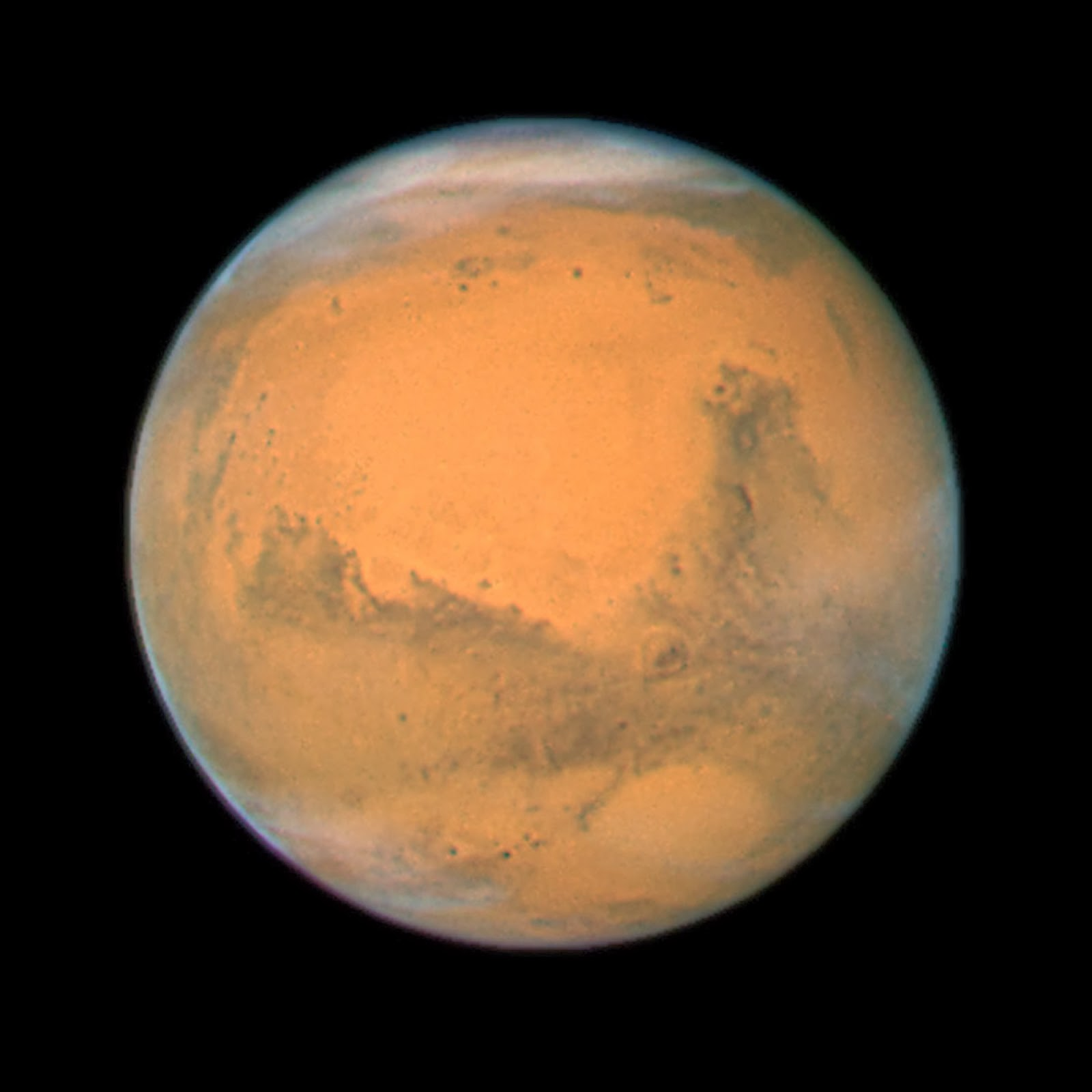 how cold is it mars