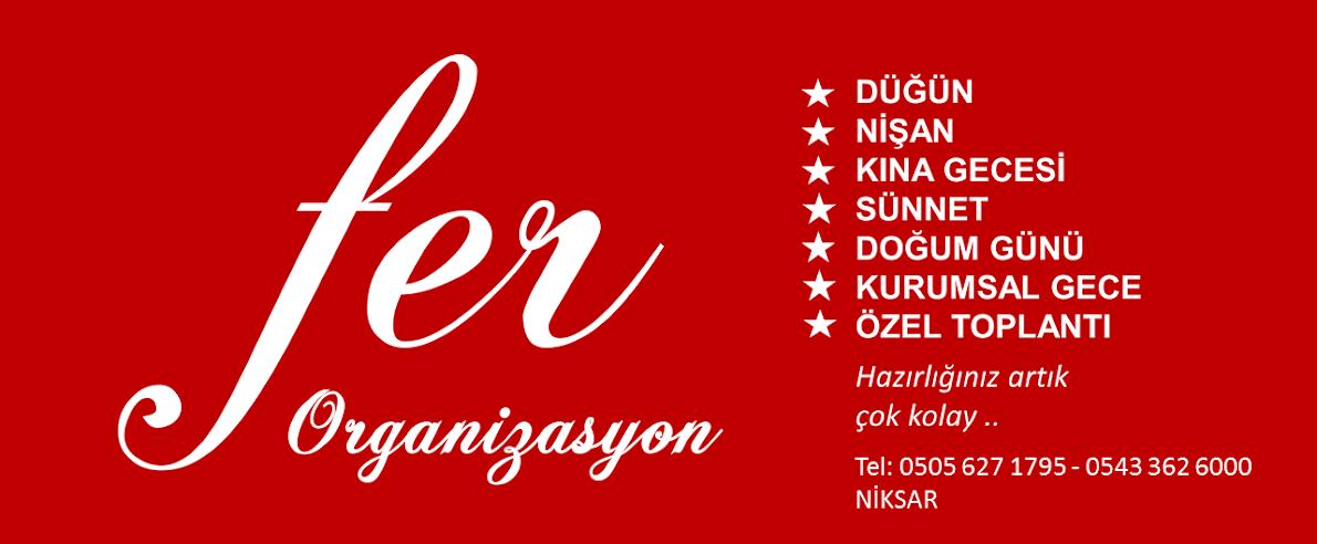FER ORGANİZASYON