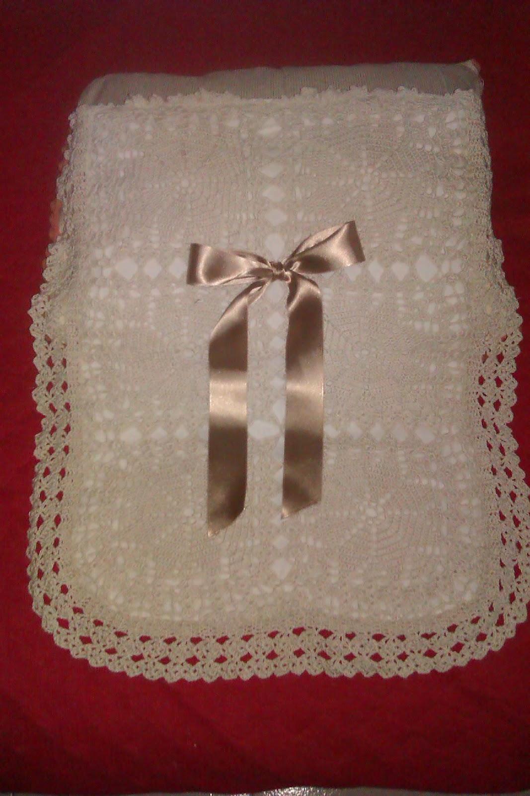 El rinc n de betty conjunto de colcha y bolsa para carro - Aplicaciones de crochet para colchas ...