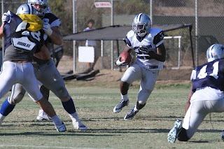 Dallas Cowboys Lance Dunbar Training Camp 2013
