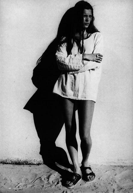 Inšpirácia od Kate Moss