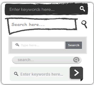 6 Search Box Keren Untuk Blogger