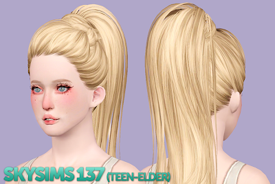 HD wallpapers ponytail hairstyles retexture