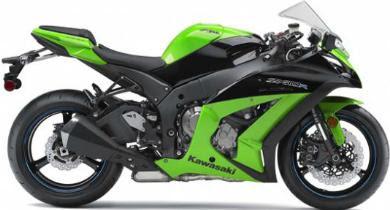 2012 Kawasaki Ninja ZX-10R