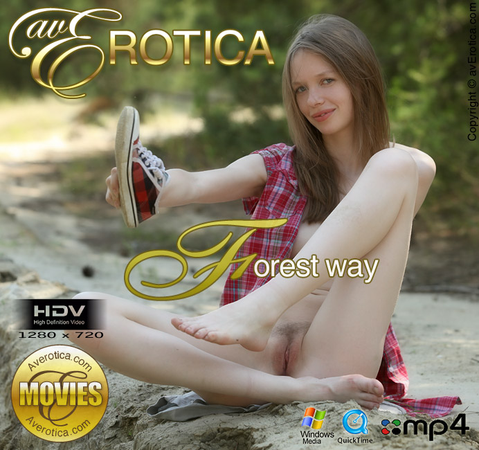 avErotica17 Kylie - Forest Way (HD Video) 07150