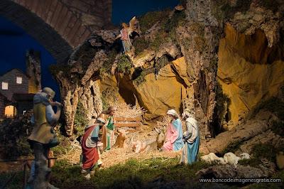El Nacimiento de Nuestro Señor Jesucristo en Navidad